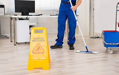 Secure cleaning