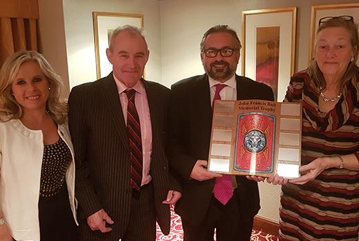 John Bull Memorial Award